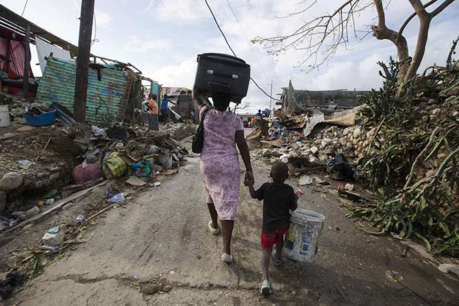 mulher-feminismo-mudancas-climaticas-haiti